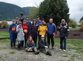 Wetlandkeepers Course 20-22 Apr 2012