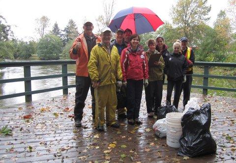 pwshoreline cleanup 2013