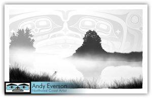 Stillness - Andy Everson