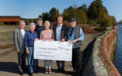 Community Donations Boost Kus-kus-sum Fundraising