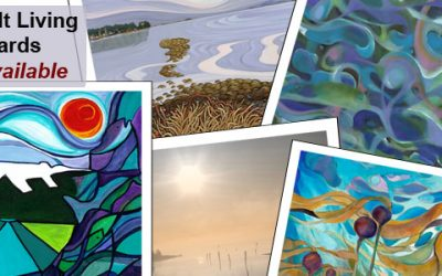 Keeping It Living Art Cards and Alternative Gift Cards Available for the Holiday Season