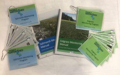 Citizen-Science Saltmarsh and Eelgrass Monitoring Program