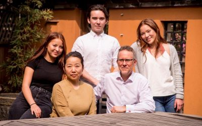 Li-Grimmer Family Donates $50,000 to Kus-kus-sum