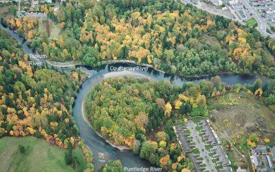 Courtenay River