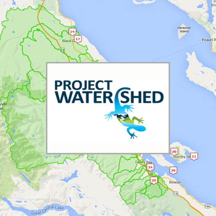 Project Watershed - Comox Valley Watershed Walks