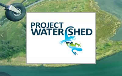 Project Watershed – K'omoks Estuary Interactive Map