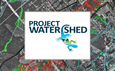 Project Watershed – Sensitive Habitat Maps & Reports