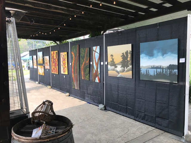 Paintings, By The Numbers Raises Over $25,000 for Kus-kus-sum