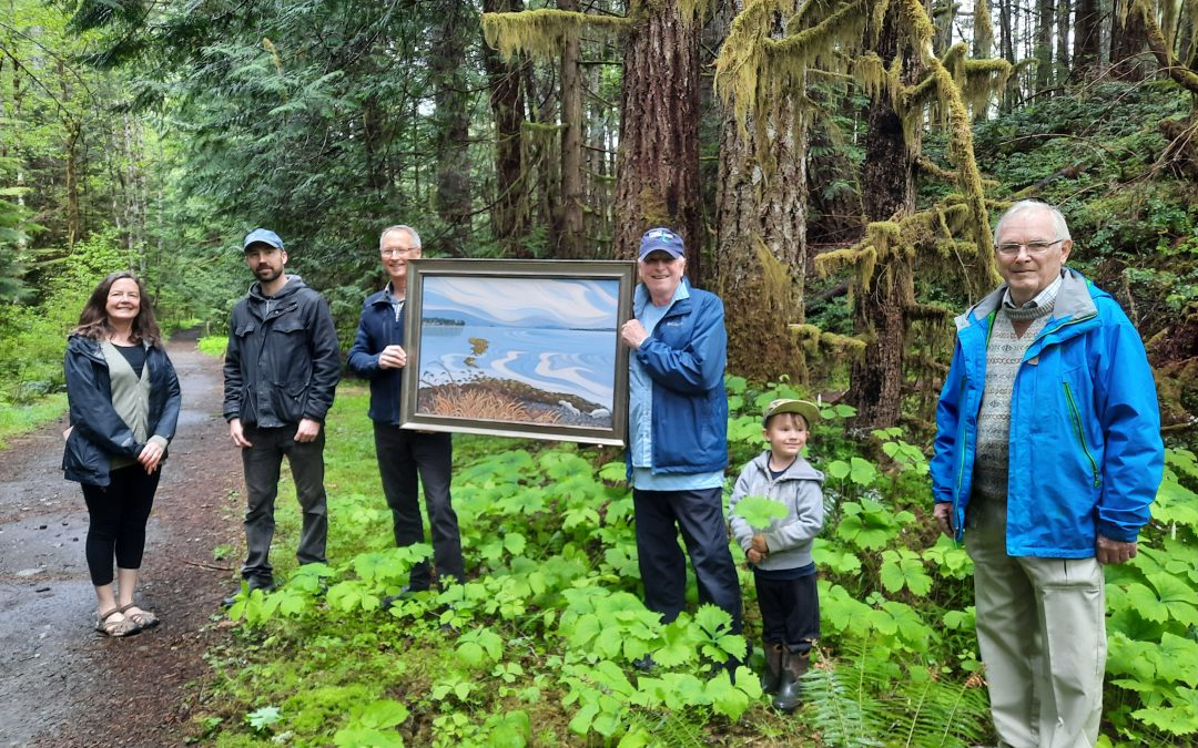 Cumberland Forest Society Receives 2020 Keeping it Living Award