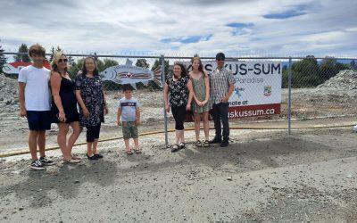 Remembering Micah and Honoring his Legacy at Kus-kus-sum